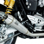 ท่อ SC PROJECT CONIC Silencer for Triumph Thruxton