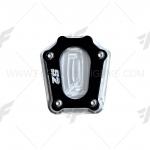 ตีนเป็ด SUPER ZERO สีเงิน FOR HONDA CRF250M L