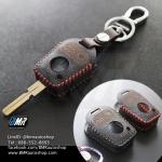 ซองหนังกุญแจ บีเอ็มดับเบิ้ลยู E34 E36 (รุ่น 3 ปุ่ม)