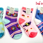 LS-0022 ถุงเท้าเด็กหญิง
