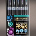 ชุดปากกาสี Chameleon Set 5 Pens - Cool Tone