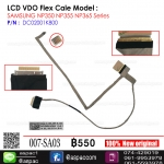 LCD Cable for SAMSUNG NP350 NP355 NP365 Series P/N: DC02001K800