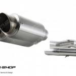 PR2 RFG MONSTER795 SLIPON STAINLESS