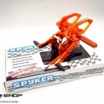เกียร์โยง Spyker สีส้ม Z125