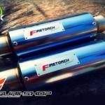 ท่อ FireTorch Exhaust FT47 ปากตัด