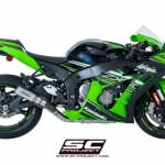 ท่อ SC PROJECT CR-T SILENCER FOR KAWASAKI ZX10R