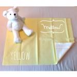 ผ้ารองกันฉี่ SIZE M Yellow