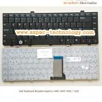 Dell Keyboard คีย์บอร์ด Inspiron 1440 1445 1450 / 1320