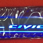 LED sill scuff plate- Civic