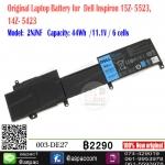 Original Battery For Dell Inspiron 15Z- 5523, 14Z- 5423