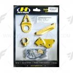 ขาจับกันสะบัด HYPERPRO สีทอง FOR SUZUKI GSX-R100 07-08