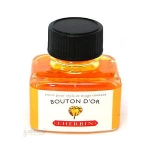 หมึก D Ink 30ml. J.Herbin - สีเหลือง Bouton D'OR 53