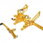 เกียร์โยง RSV สีทอง FOR YAMAHA R6
