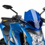 ชิวหน้า Puig Gsxs 1000 สีน้ำเงิน