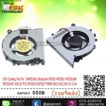 CPU Cooling Fan For Ultrabook NP530 NP530U NP530U4B NP530U4C A01US cooling fan DFS501105FQ0T FB9W