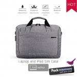"""กระเป๋าโน๊คบุ๊ค รุ่น Elegance สวยงาม ทนทาน ผ้ากันน้ำ สำหรับหน้าจอ 14-15.6"""" หรือ macbook"""