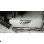 ท่อ ZARD SHORT FULL-SYSTEM FOR KAWASAKI Z900
