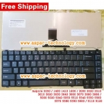 Keyboard ACER Aspire 5050 / 1400 1410 1600 / 3000 3020 3510 3610 3620 3630 3640 3660 3670 3680 3686 / 5000 5020 5040 5050 5510 5540 5550 5560 5570 5580 5590 5600 / 9110 9120