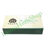 Lamongrass & Licorice Herbal Soap Handmade (สบู่สมุนไพรฟักข้าว) Kakok