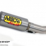 ท่อ ARROW GP2 SLIP-ON FOR KAWASAKI ZX10R