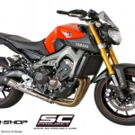 ท่อ SC PROJECT CONIC Silencer Fullsystem for Yamaha MT-09