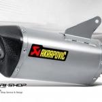 Akrapovic Slip-On For Hypermotard 821