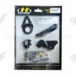 ขาจับกันสะบัด HYPERPRO สีดำ FOR SUZUKI GSX-R100 07-08