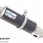 ท่อ Leovince Carbon Corsa Exhaust Racing Slip-on