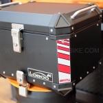 กล่องบน LOBOO GEN3 45L สีดำ 1ใบ พร้อมชุดยึดบน FOR HONDA CB500X