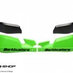 แฮนด์การ์ด BarkBuster VPS สีเขียว