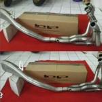 ท่อ HP CORSE TITANIUM FULL-SYSTEM FOR KAWASAKI Z900