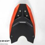 อันเดอร์เทล MotoZaa สีส้ม for Ninja300 Z300 Z250