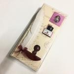 ปากกาขนนกปลายตัด J.Herbin Marie Antoinette