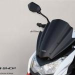 ชิวหน้า MRA สำหรับ Z1000 2013