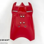 Undertail Motozaaa สีแดง สำหรับ CBR500R