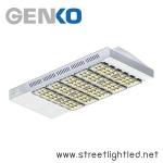 โคมไฟถนน LED 200w ยี่ห้อ GENKO (แสงส้ม)
