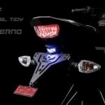 ท้ายสั้น Leon รุ่น Moderno สำหรับ Yamaha M-slaz