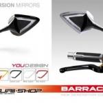 กระจก Barracuda รุ่น D-version