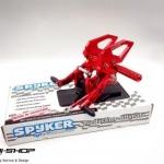เกียร์โยง Spyker สีแดง Z125