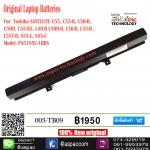 Original Battery Toshiba SATELLITE C55, C55-B, C50-B, C50D, C55-B5, L40-B L50D-B, L50-B, L55-B , L55T-B, S55-C, S55-C Model: PA5185U-1BRS