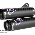 ท่อ Termignoni Slip-on for Ducati Monster 821