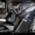 การ์ดหม้อน้ำ Motoplay for Z800