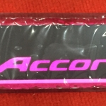 LED sill scuff plate- Accord