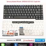 Samsung Keyboard คีย์บอร์ด R403 R408 R410 R450 R453 R457 R458 R460 R466 / P461 Series ไทย/Eng