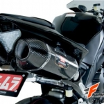ท่อ Yoshimura R77 Carbon Slip-On for R1 2012