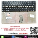Thai/US Laptop Keyboard for LENOVO G580 G580A G585 G585A / B580 B585 / V580 V580A V585 V585A / Z580 Z580A Z585 Z585A (Black Frame)
