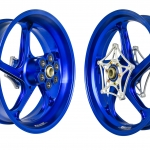 ล้อแต่ง GALESPEED TYPE-GP1S สีน้ำเงิน FOR BMW S1000R/S1000RR
