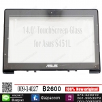 "14.0"" TouchScreen Glass P/N: 5418R FPC-1 REV:2 for Asus S451L"