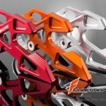 หางปลาตั้งโซ่ ER6N Chain Adjusters with Stand Hook bikers