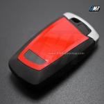 สติ๊กเกอร์ติดกุญแจ BMW F-series **สีแดง**